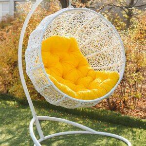 Подвесное кресло из искусственного ротанга Фиеста