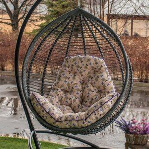 Кресло плетеное подвесное – Кит
