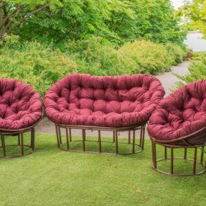 Комплект мебели из ротанга Мамасан