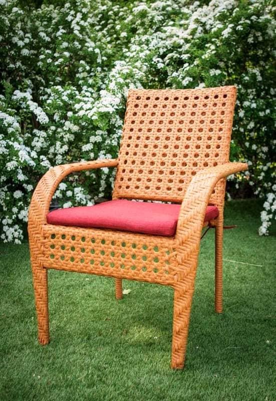 Кресло из ротанга Классик