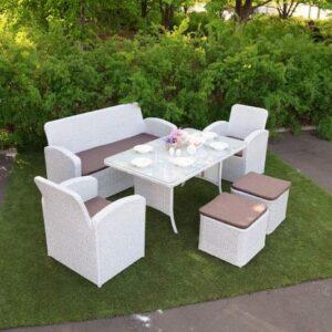 Мебель из ротанга Флорес