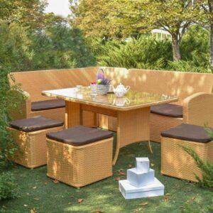 Мебель из ротанга Грета