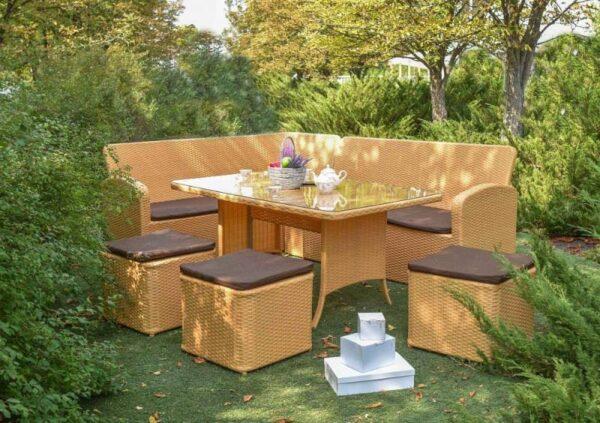 мебели из ротанга Грета