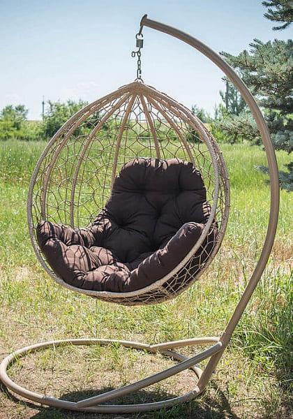 Подвесное кресло кокон Эко Премиум