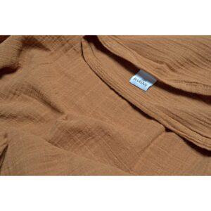 Покрывало Barine – Muslin indian tan кирпичный 200*225